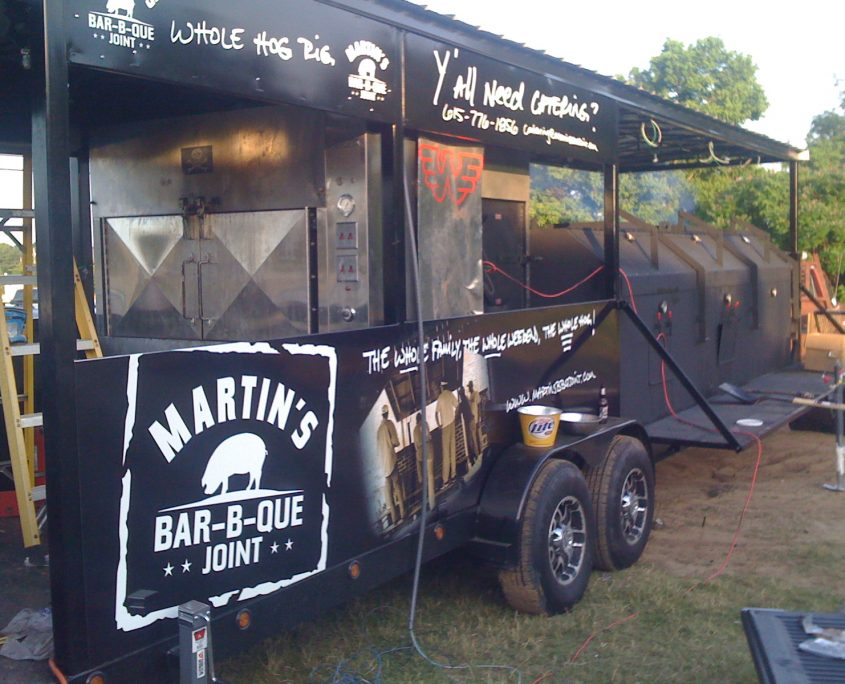 Customer loyalty is important for your food truck.