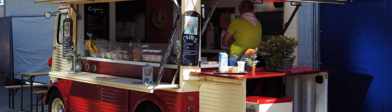 Good press is beneficial for food trucks.