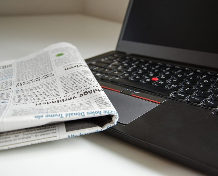 Good press for your business is essential. Write press releases as part of your PR strategy.